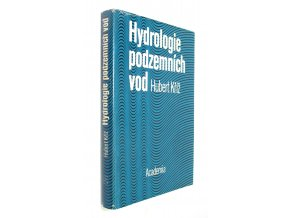 Hydrologie podzemních vod