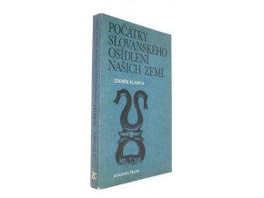 Počátky slovanského osídlení našich zemí