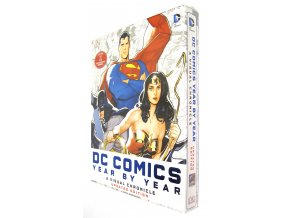 DC Comics Year by Year A Visual Chronicle