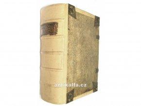 Bible benátská
