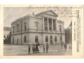 Varhanická škola v Brně