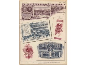Seifen-Stearin & Soda Fabrik