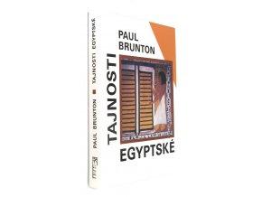 Tajnosti egyptské
