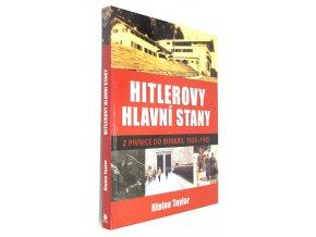Hitlerovy hlavní stany