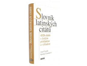Slovník latinských citátů