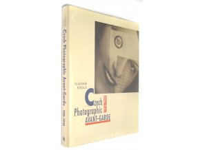 Czech photographic avant-garde 1918-1948
