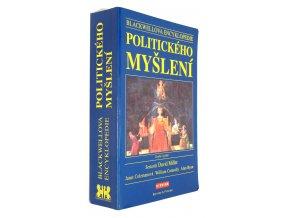 Blackwellova encyklopedie politického myšlení