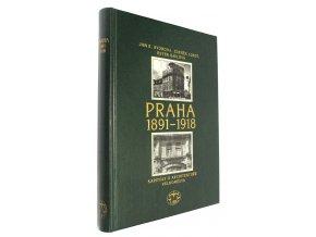 Praha 1891-1918