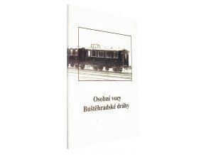Osobní vozy Buštěhradské dráhy