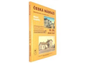 Česká nádraží III./I