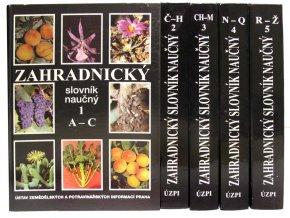 Zahradnický slovník naučný