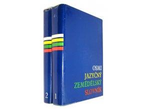 Osmijazyčný zemědělský slovník