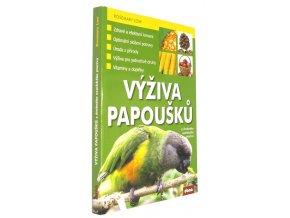 Výživa papoušků a drobného exotického ptactva