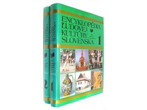 Encyklopédia ľudovej kultúry Slovenska