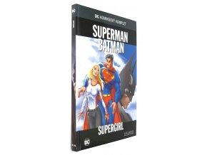 Superman, Batman, Supergirl