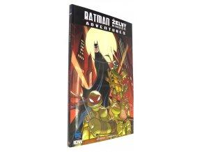 Batman: Želvy nindža Adventures