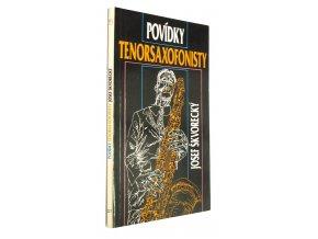 Povídky tenorsaxofonisty