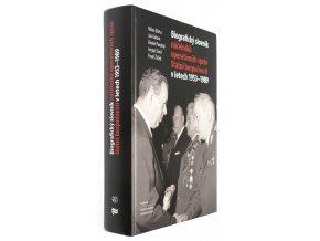 Biografický slovník náčelníků