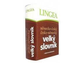 Velký německo-český česko-německo slovník