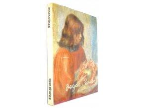 Degas a Renoir - neznámá díla