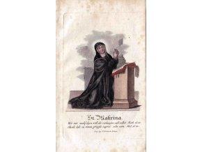 St. Makrina