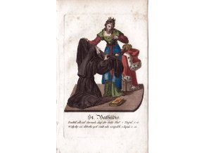 Svatá Bathilda