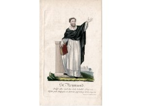 Svatý Rajmund z Pennafortu