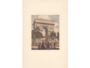 Arc de Triomphe Etoile