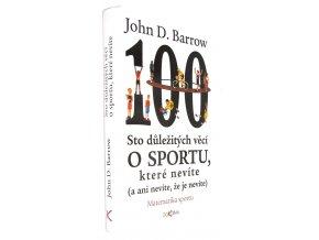 Sto důležitých věcí o sportu, které nevíte