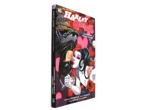 Harley Quinn 03: Láska na první ránu