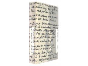 Zápisníky III.