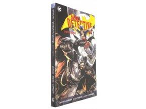 Batman Detective Comics 05: Gothtopie