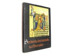 Stredoveká knižná maľba na Slovensku