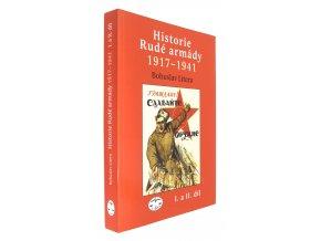 Historie Rudé armády 1917-1941