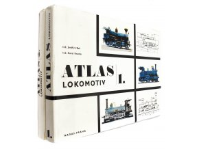 Atlas lokomotiv I.- II.