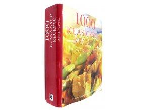 340563 1000 klasickych receptu z celeho sveta