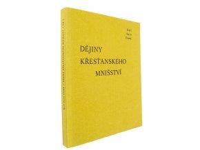 340792 dejiny krestanskeho mnisstvi