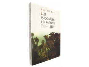 360304 sest prochazek literarnimi lesy