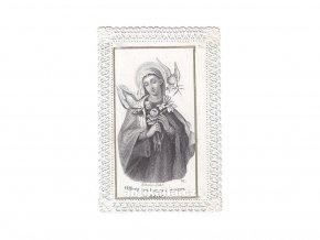 Offrez vos bonnes ceuvres á Marie