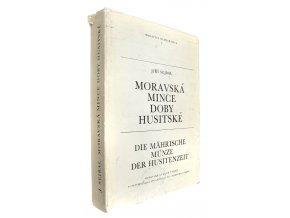 360435 moravska mince doby husitske