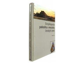 Encyklopedie paleolitu a mezolitu českých zemí. Autor Oliva Martin.
