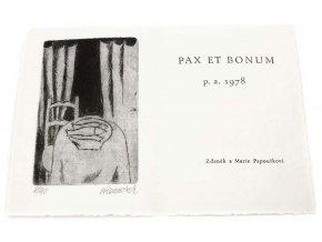 37 272 pax et bonum
