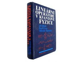 37 462 linearni operatory v kvantove fyzice