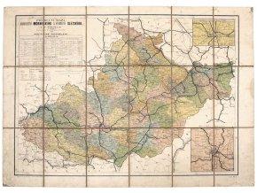 37 482 prirucni mapa markrabstvi moravskeho