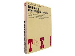 37 857 nelinearni diferencialni rovnice