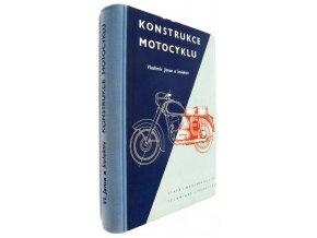 38 266 konstrukce motocyklu