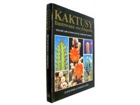 39 764 kaktusy ilustrovana encyklopedie