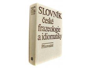 39 773 slovnik ceske frazeologie a idiomatiky i