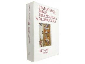 39 891 staroceska bible drazdanska a olomoucka