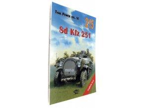 40 260 Sd kfz 251